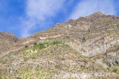 San Alfonso dal, slinga i berget royaltyfri foto
