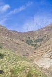 San Alfonso dal, slinga i berget royaltyfria foton