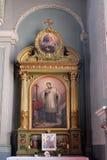 San Aloysius Gonzaga Fotografia Stock