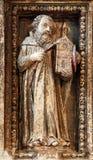 San, altare della st Anastasius nella cattedrale della st Domnius nella spaccatura Fotografia Stock