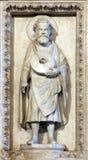 San, altare della st Anastasius nella cattedrale della st Domnius nella spaccatura Fotografie Stock Libere da Diritti