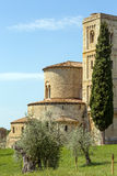 San Altimo Abbey Royalty Free Stock Photo