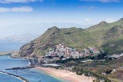 San Andres beach Royalty Free Stock Photo