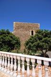 San Andres Castle, Carboneras Immagini Stock Libere da Diritti