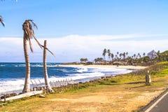 San Andres - Colômbia Foto de Stock