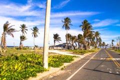 San Andres - Colombia Royaltyfria Bilder