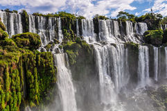 San Andres, Iguazu Falls, Argentina Stock Image