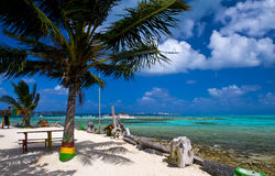 San Andres Island , Colombia Royalty Free Stock Images