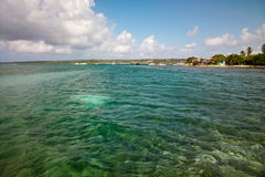 San Andres Island, Colombia Royalty Free Stock Photo