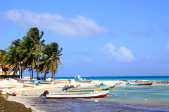 San Andres Island, Colombia Stock Image