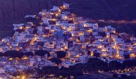 San Andres panorama Stock Image