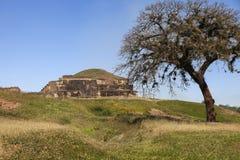 San Andres ruiny w Salwador Zdjęcie Royalty Free