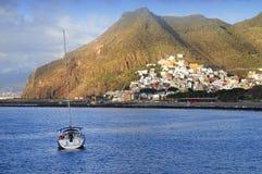 San Andres Tenerife, kanariefågelöar, Spanien royaltyfria bilder
