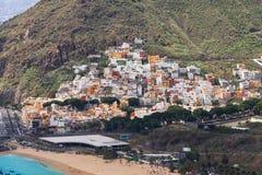 San Andres Tenerife Royalty Free Stock Photos