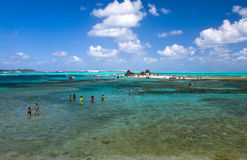 San- Andresinsel, Kolumbien Stockfoto
