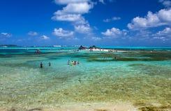 San- Andresinsel, Kolumbien Lizenzfreie Stockfotos