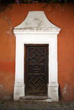 San Angel Door Royalty Free Stock Images
