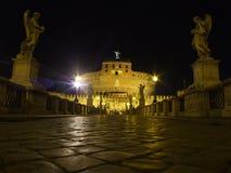 San Angelo Castle, Roma Fotos de archivo libres de regalías