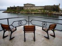 SAN Antà ³ ν Castle Στοκ εικόνες με δικαίωμα ελεύθερης χρήσης