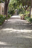 San Anton Gardens, Malta royalty free stock photos