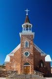 San Antonia Church, Saint Anthony, New Mexico Stock Image