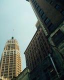 San Antonio Buildings Fotografía de archivo libre de regalías