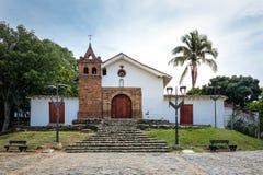 San Antonio Church - Cali, Colombie Image stock