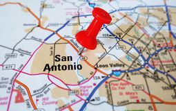 San Antonio Stock Photo