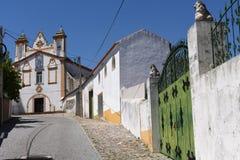 San Antonio Convent Alter fa Chao, Fotografie Stock Libere da Diritti