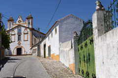 San Antonio Convent Alter font Chao, Photos libres de droits