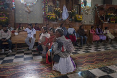 San Antonio de Πάδοβα, κόμμα patronal στοκ φωτογραφία με δικαίωμα ελεύθερης χρήσης