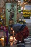 San Antonio de Padua, partido do patronal imagens de stock