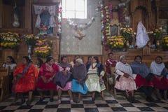 San Antonio de Padua, patronalpartij Stock Foto