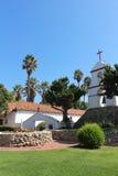 San Antonio de Pala Mission σε Καλιφόρνια Στοκ εικόνα με δικαίωμα ελεύθερης χρήσης
