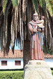 San Antonio de Pala Mission en Californie images libres de droits