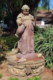 San Antonio de Pala Mission i Kalifornien arkivfoton