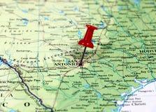 San Antonio i Texas, USA Royaltyfria Bilder