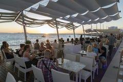 Free San Antonio Ibiza Sunset Stock Image - 54384271