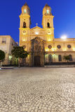 San Antonio kościół w Cadiz zdjęcie stock