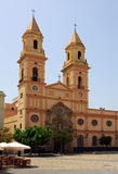 San Antonio kyrka Royaltyfria Bilder