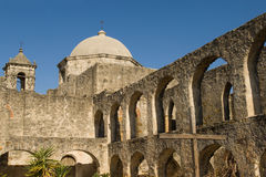 San Antonio missions Royalty Free Stock Photo