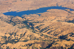 San Antonio Reservoir Stock Image