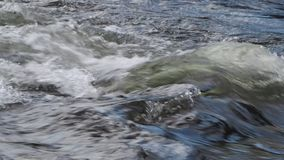 San Antonio River i Cuesta Blanca stock video