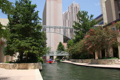 San antonio river walk Royalty Free Stock Images