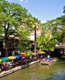 San Antonio Riverwalk imagen de archivo libre de regalías