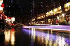 San Antonio Riverwalk Stock Photography