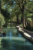 San antonio riverwalk Fotografia Royalty Free