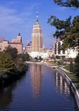 San Antonio Riverwalk Lizenzfreies Stockfoto