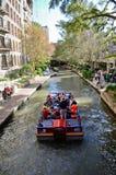 San Antonio Riverwalk Royalty-vrije Stock Afbeeldingen
