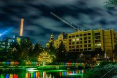 San Antonio Riverwalk Fotografia Stock